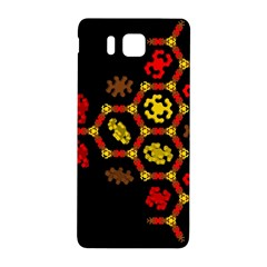 Algorithmic Drawings Samsung Galaxy Alpha Hardshell Back Case
