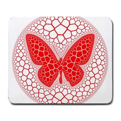 Butterfly Large Mousepads