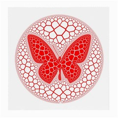 Butterfly Medium Glasses Cloth (2 Side)