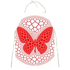 Butterfly Full Print Aprons