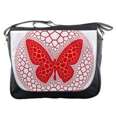 Butterfly Messenger Bags