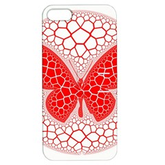 Butterfly Apple Iphone 5 Hardshell Case With Stand