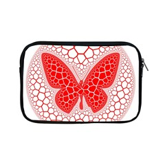 Butterfly Apple Ipad Mini Zipper Cases
