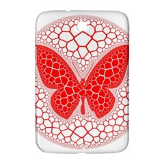 Butterfly Samsung Galaxy Note 8 0 N5100 Hardshell Case
