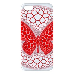 Butterfly Iphone 5s/ Se Premium Hardshell Case