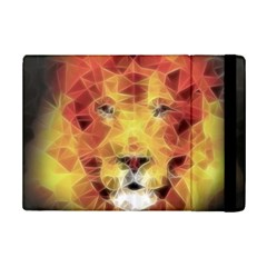 Fractal Lion Ipad Mini 2 Flip Cases