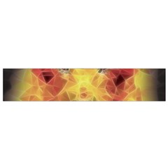 Fractal Lion Flano Scarf (small)