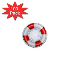 Spare Tire Icon Vector 1  Mini Magnets (100 Pack)