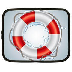 Spare Tire Icon Vector Netbook Case (xxl)