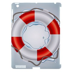 Spare Tire Icon Vector Apple Ipad 3/4 Hardshell Case (compatible With Smart Cover)