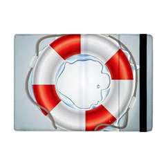 Spare Tire Icon Vector Apple Ipad Mini Flip Case