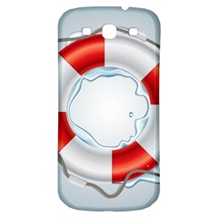 Spare Tire Icon Vector Samsung Galaxy S3 S Iii Classic Hardshell Back Case