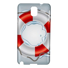 Spare Tire Icon Vector Samsung Galaxy Note 3 N9005 Hardshell Case