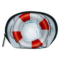 Spare Tire Icon Vector Accessory Pouches (medium)