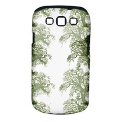 Trees Tile Horizonal Samsung Galaxy S Iii Classic Hardshell Case (pc+silicone)