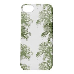 Trees Tile Horizonal Apple Iphone 5s/ Se Hardshell Case