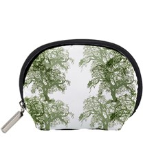Trees Tile Horizonal Accessory Pouches (small)