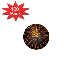Pyrotechnics Thirty Eight 1  Mini Buttons (100 Pack)