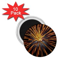 Pyrotechnics Thirty Eight 1 75  Magnets (10 Pack)