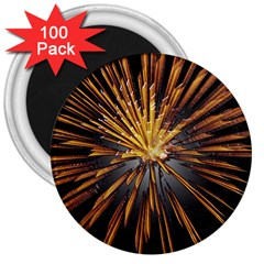 Pyrotechnics Thirty Eight 3  Magnets (100 Pack)