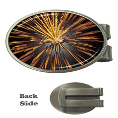 Pyrotechnics Thirty Eight Money Clips (oval)