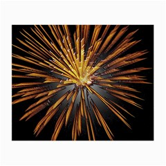 Pyrotechnics Thirty Eight Small Glasses Cloth