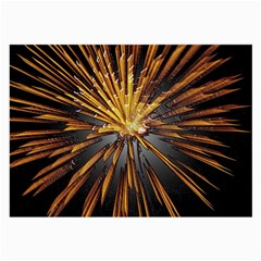 Pyrotechnics Thirty Eight Large Glasses Cloth