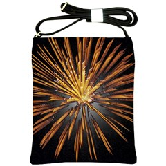 Pyrotechnics Thirty Eight Shoulder Sling Bags