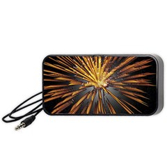 Pyrotechnics Thirty Eight Portable Speaker (black)