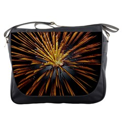 Pyrotechnics Thirty Eight Messenger Bags
