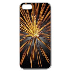 Pyrotechnics Thirty Eight Apple Seamless Iphone 5 Case (clear)