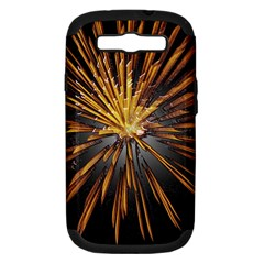 Pyrotechnics Thirty Eight Samsung Galaxy S Iii Hardshell Case (pc+silicone)