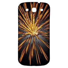 Pyrotechnics Thirty Eight Samsung Galaxy S3 S Iii Classic Hardshell Back Case