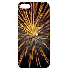 Pyrotechnics Thirty Eight Apple Iphone 5 Hardshell Case With Stand