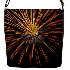 Pyrotechnics Thirty Eight Flap Messenger Bag (s)