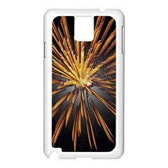 Pyrotechnics Thirty Eight Samsung Galaxy Note 3 N9005 Case (white)