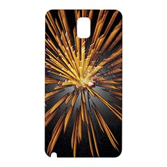 Pyrotechnics Thirty Eight Samsung Galaxy Note 3 N9005 Hardshell Back Case