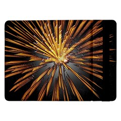 Pyrotechnics Thirty Eight Samsung Galaxy Tab Pro 12 2  Flip Case