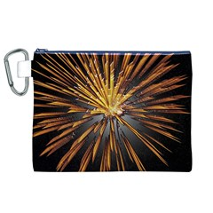 Pyrotechnics Thirty Eight Canvas Cosmetic Bag (xl)