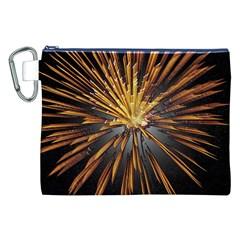 Pyrotechnics Thirty Eight Canvas Cosmetic Bag (xxl)
