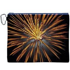 Pyrotechnics Thirty Eight Canvas Cosmetic Bag (xxxl)