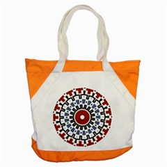 Mandala Art Ornament Pattern Accent Tote Bag