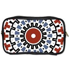 Mandala Art Ornament Pattern Toiletries Bags
