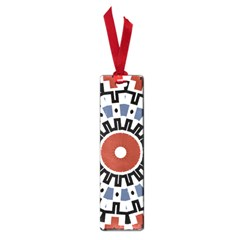 Mandala Art Ornament Pattern Small Book Marks