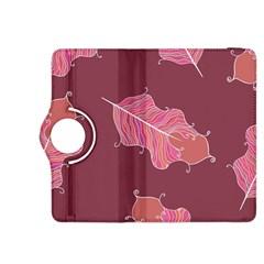 Plumelet Pen Ethnic Elegant Hippie Kindle Fire Hdx 8 9  Flip 360 Case