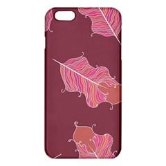 Plumelet Pen Ethnic Elegant Hippie Iphone 6 Plus/6s Plus Tpu Case