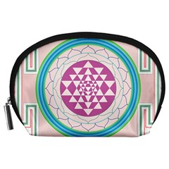 Mandala Design Arts Indian Accessory Pouches (large)