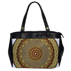Mandala Art Ornament Pattern Office Handbags