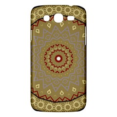 Mandala Art Ornament Pattern Samsung Galaxy Mega 5 8 I9152 Hardshell Case