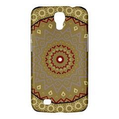 Mandala Art Ornament Pattern Samsung Galaxy Mega 6 3  I9200 Hardshell Case